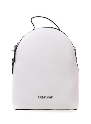 Calvin Klein Sırt Çantası Beyaz